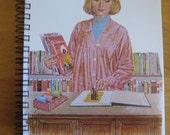 Found Item Notebook: Librarian