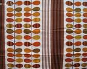 SALE - Japanese Cotton Fabric - Sweet flowers (377) 1\/2yard