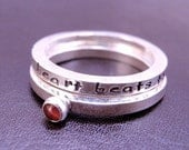 This Heart Beats True Story Stack Set in Sterling