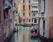 VENICE Your dreams. 8x8, Original Signed Photo
