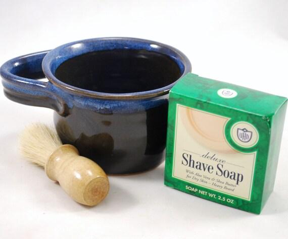 Men's Shave Mug, Gift for Him
