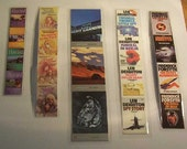 RESERVED for almontreal - Mini Book Covers Bookmark - John Steinbeck