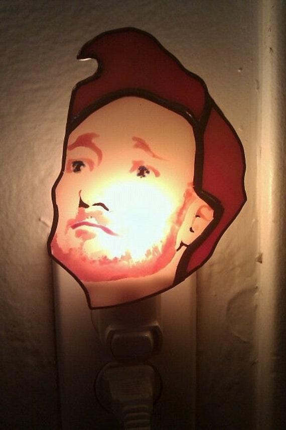 Conan O'Brien Night Light by Glass Action