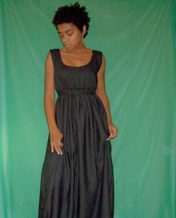 flyTie maxi style dress--for custom order