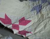 Vintage Cutter Quilt pieces