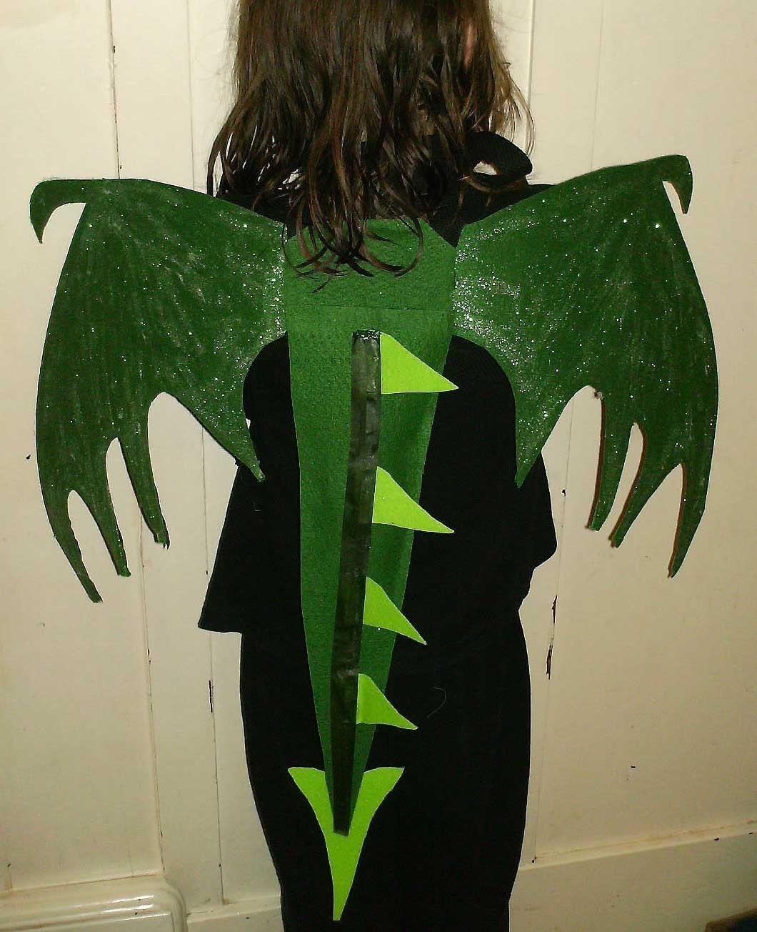 Dragon Wings Fantasy Costume-FaerySpell by faeryspellcreations - photo#11