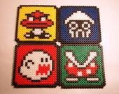 Mario Enemy Coasters