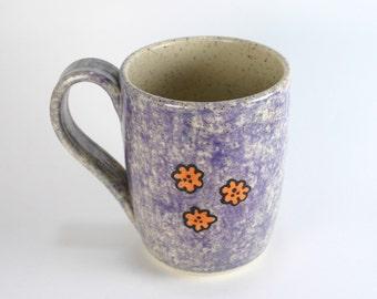 Flower Coffee Mug, 75% 0ff Sale