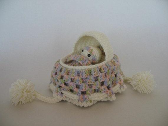 Crochet Cradle Purse Pattern
