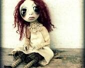 Loopy Goth Art Doll Sissy