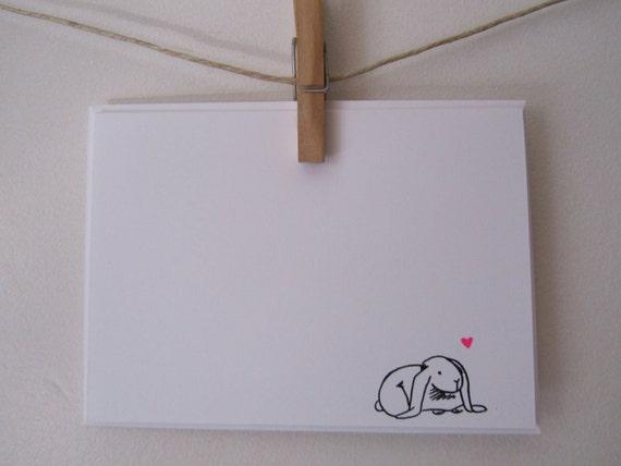 LittleBunny Card