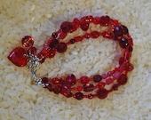 Hearts Desire bracelet - karmabeads