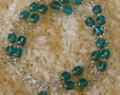 Mermaids Treasure bracelet - karmabeads