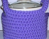 Crockpot slow cooker 2qt carrier crochet pattern free shipping anywhere pdf