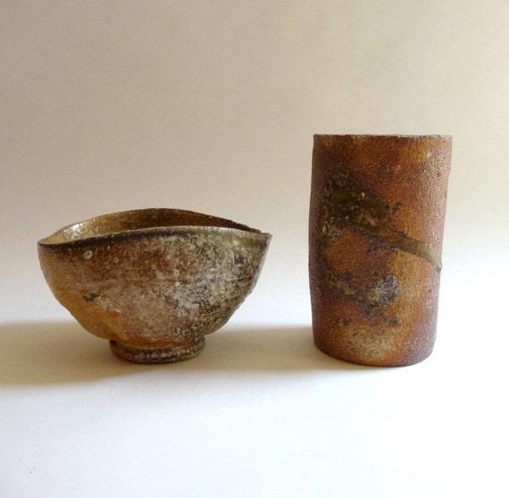 Modernist Studio Pottery Pair