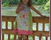 Private listing for Tasha - Custom Zipa dee ZOO knot dress and pants by tld