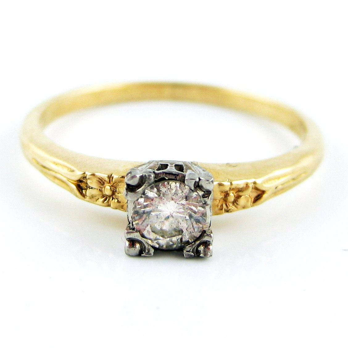 1960s Vintage Engagement Rings to Pin on Pinterest PinsDaddy