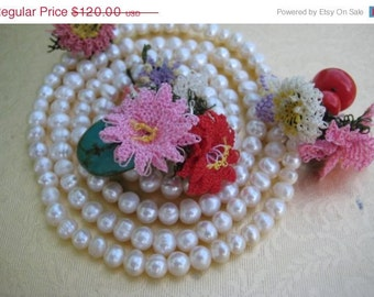 ON SALE - Mermaid Beauty- Necklace