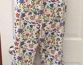 Mod Floral Pyjama Pants