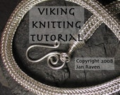 Viking Knitting Tutorial, Learn to Weave Wire with this PDF Tutorial Sent via email
