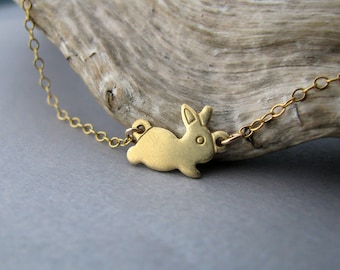 Bunny necklace - The ultimate cuteness
