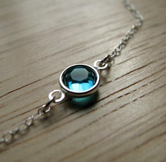 Touch of color - necklace