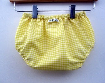 Gingham (any Color) - Boy - Girl - Bottoms - Baby  - Toddler - Stripes