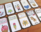 Lunch Box Love Notes 1a, Lunch Notes for Kids, Lunch Box Notes