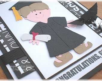 Congrats Card for the New Grad  with Metal Keepsake Charm; Graduation Cards, Graduation, Congratulations Cards