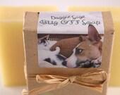 SALE- Doggie Sage Bug OFF Soap