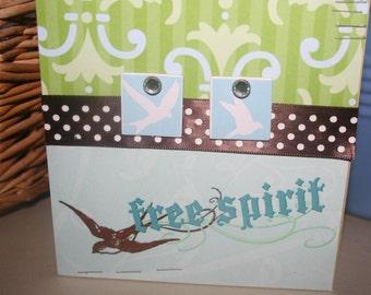 Free Spirit Card