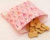 Pink Trees - MamaMade Eco-Friendly Reusable Sandwich Bag