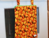 Fresh Squeezed - Kitchen Wet Bag from green by mamamade
