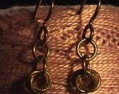 Custom Order Niobium Earrings
