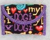 Card Holder - I love my Dog