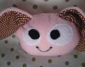 Morgan- Mini Bunny Plush