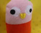 Tutty- Mini Bird Plush