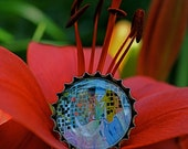 Great Daisy Bottletop Magnet