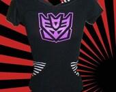 Decepticon T-Shirt Reconstruction