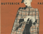Butterick Fashion News pattern Booklet October 1936 in PDF