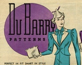 Du Barry Patterns booklet March 1937 in PDF