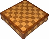 Elm, Ash and Cedar Chess Box
