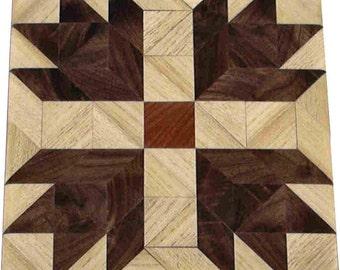 Bears Paw Quilt Block