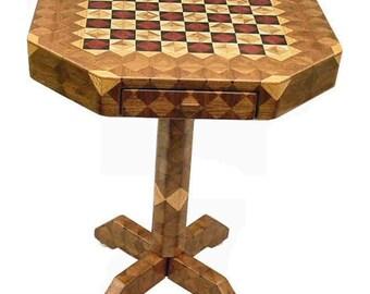 Small Chess-Checker Table