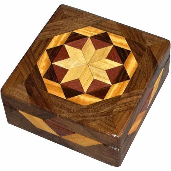 Bright Square Box