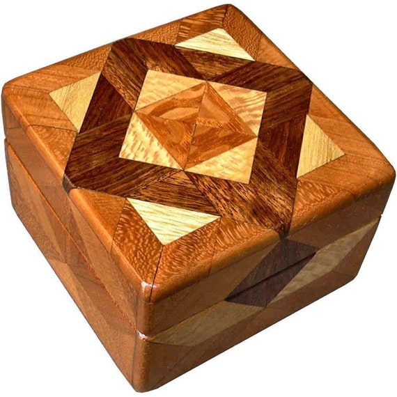 Cherry Tiny Square Box