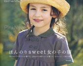 Sweet Girls Dresses Japanese Craft Book