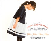 ONE DAY making Simple Girls Wear Japanese Sewing Book