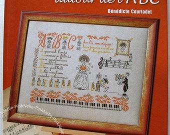 Fantasie French Cross Stitch Craft Book