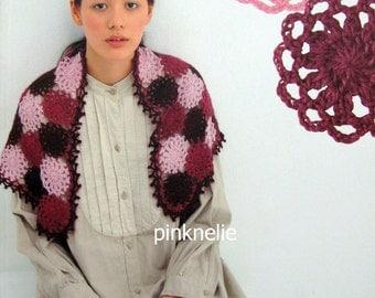 Motif Knit Book - Japanese Craft Book>